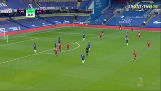 GOLO! Liverpool, S. Mané aos 50', Chelsea 0-1 Liverpool