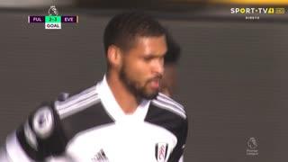 GOLO! Fulham, R. Loftus-Cheek aos 70', Fulham 2-3 Everton