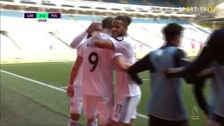 GOLO! Leeds United, P. Bamford aos 50', Leeds United 3-1 Fulham
