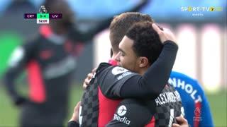 GOLO! Liverpool, J. Henderson aos 52', Crystal Palace 0-4 Liverpool