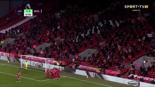 GOLO! Liverpool, J. Matip aos 67', Liverpool 3-0 Wolverhampton