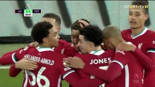 GOLO! Liverpool, Roberto Firmino aos 90', Liverpool 2-1 Tottenham