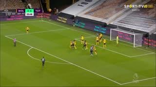 Premier League (15ª Jornada): Resumo Wolverhampton 1-1 Tottenham