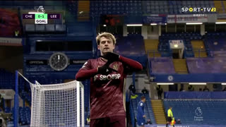 GOLO! Leeds United, P. Bamford aos 4', Chelsea 0-1 Leeds United