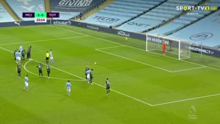 Premier League (24ª Jornada): Resumo Man. City 3-0 Tottenham