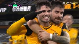 Premier League (13ª Jornada): Resumo Wolverhampton 2-1 Chelsea