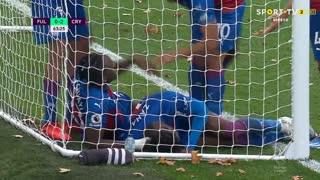 GOLO! Crystal Palace, W. Zaha aos 64', Fulham 0-2 Crystal Palace