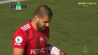 GOLO! Fulham, A. Mitrović aos 34', Leeds United 1-1 Fulham