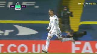 GOLO! Leeds United, Rodrigo aos 59', Leeds United 1-1 Man. City