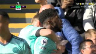GOLO! Leicester City, K. Iheanacho aos 31', Crystal Palace 0-1 Leicester City