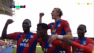 GOLO! Crystal Palace, W. Zaha aos 76', Crystal Palace 1-0 Tottenham