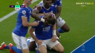GOLO! Leicester City, Ç. Söyüncü aos 78', Leicester City 2-1 Man. United