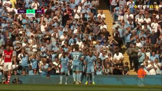 Premier League (3ª Jornada): Resumo Man. City 5-0 Arsenal
