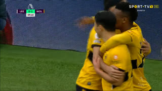 GOLO! Wolverhampton, Hwang Hee-Chan aos 10', Leeds United 0-1 Wolverhampton