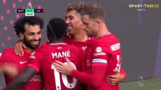GOLO! Liverpool, Roberto Firmino aos 52', Watford 0-3 Liverpool