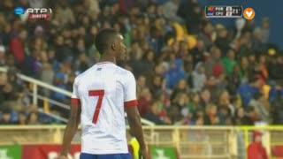 Cabo Verde, Jogada, Nuno Rocha aos 21'