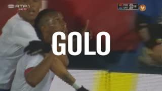 GOLO! Cabo Verde, Odaïr Fortes aos 38', Portugal 0-1 Cabo Verde