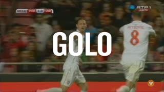 GOLO! Sérvia, Matic aos 61', Portugal 1-1 Sérvia