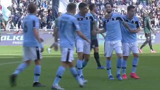GOLO! Lazio, Luis Alberto aos 18', Lazio 1-0 Bologna