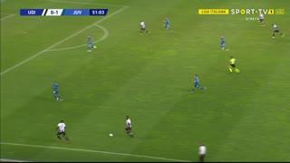 GOLO! Udinese, I. Nestorovski aos 52', Udinese 1-1 Juventus