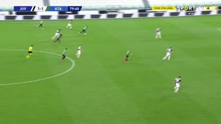 GOLO! Atalanta, R. Malinovskiy aos 81', Juventus 1-2 Atalanta