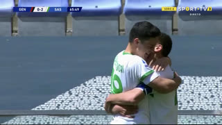 GOLO! Sassuolo, D. Berardi aos 66', Genoa 0-2 Sassuolo