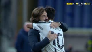 GOLO! Juventus, P. Dybala aos 57', Genoa 0-1 Juventus