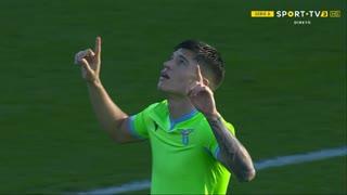 GOLO! Lazio, J. Correa aos 51', Atalanta 0-2 Lazio