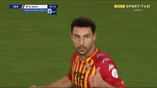 GOLO! Benevento, A. Ioniţă aos 56', Benevento 1-3 Fiorentina