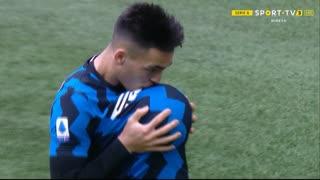 GOLO! Internazionale, L. Martínez aos 57', Internazionale 3-2 Crotone