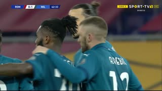 GOLO! Milan, F. Kessié aos 43', Roma 0-1 Milan