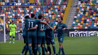 GOLO! Milan, F. Kessié aos 18', Udinese 0-1 Milan