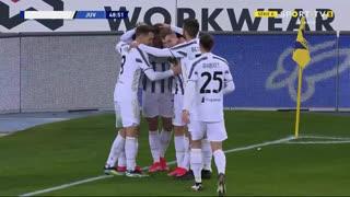 GOLO! Juventus, Cristiano Ronaldo aos 49', Verona 0-1 Juventus