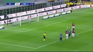 Serie A (4ª Jornada): Resumo Internazionale 1-2 Milan