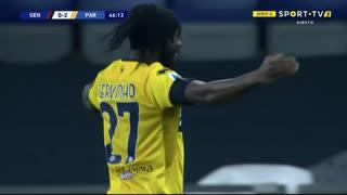 GOLO! Parma, Y. Gervinho aos 47', Genoa 0-2 Parma