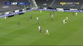 GOLO! Juventus, P. Dybala aos 73', Juventus 2-0 Napoli