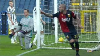 GOLO! Genoa, S. Sturaro aos 61', Genoa 1-1 Juventus