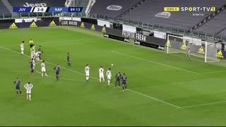 GOLO! Napoli, L. Insigne aos 90', Juventus 2-1 Napoli