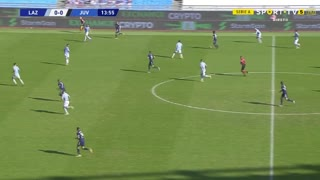 Serie A (7ª Jornada): Resumo Lazio 1-1 Juventus