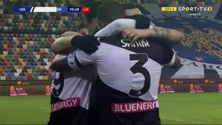 GOLO! Udinese, Gerard Deulofeu aos 90'+1', Udinese 2-0 Verona