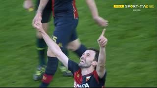 GOLO! Genoa, M. Badelj aos 90'+4', Genoa 2-2 Verona