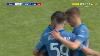 GOLO! Atalanta, Al. Miranchuk aos 90'+3', Parma 2-5 Atalanta