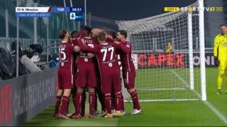 GOLO! Torino, N. N'Koulou aos 9', Juventus 0-1 Torino