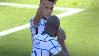 GOLO! Internazionale, R. Lukaku aos 62', Torino 0-1 Internazionale