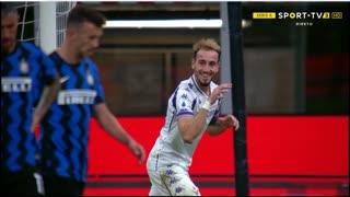 GOLO! Fiorentina, G. Castrovilli aos 57', Internazionale 2-2 Fiorentina