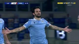 GOLO! Lazio, Luis Alberto aos 67', Lazio 3-0 Roma