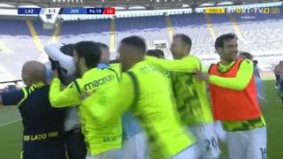 GOLO! Lazio, F. Caicedo aos 90'+5', Lazio 1-1 Juventus
