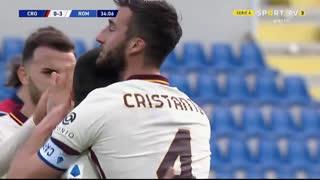 GOLO! Roma, H. Mkhitaryan aos 35', Crotone 0-3 Roma