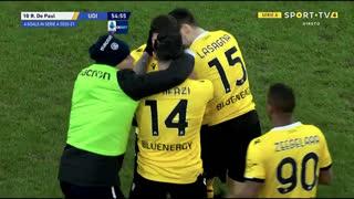 GOLO! Udinese, R. de Paul aos 55', Sampdoria 0-1 Udinese