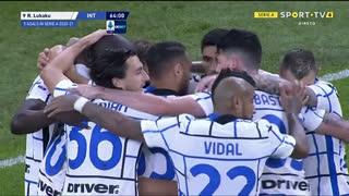 GOLO! Internazionale, R. Lukaku aos 64', Genoa 0-1 Internazionale